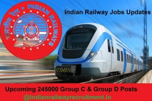 Railway Recruitment 2018-19 Notification - Latest RRB Jobs 2018 (245000 Group C & Group D Vacancies), rrb recruitment 2018, railway jobs 2018, rrb jobs 2018, rrc recruitment 2018, Indian railway recruitment 2018-19