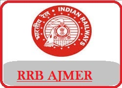 RRB Ajmer recruitment 2018 notification at www.rrbajmer.org, rrb ajmer, railway ajmer recruitment 2018