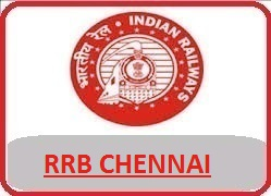 RRB Chennai recruitment 2018 notification at www.rrbchennai.gov.in, rrb Chennai, railway Chennai recruitment 2018
