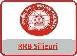 RRB Siliguri recruitment 2018 notification at www.rrbsiliguri.org, rrb Siliguri, railway siliguri recruitment 2018