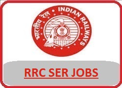 South Eastern Railway Recruitment 2018 Notification - www.ser.indianrailways.gov.in, RRC SER Kolkata, RRC South Eastern railway recruitment, South Eastern railway jobs 2018