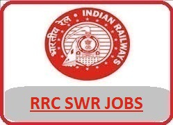 South Western Railway Recruitment 2018 Notification at ww.scr.indianrailways.gov.in , RRC SWR, South Western railway, South Western railway Jobs 2018