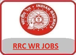 Western Railway Recruitment 2018 Notification - www.wr.indianrailways.gov.in, RRC WR Mumbai, RRC Western railway recruitment, western railway jobs 2018